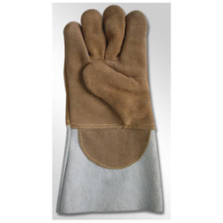 Heat Resistance Leather Gloves