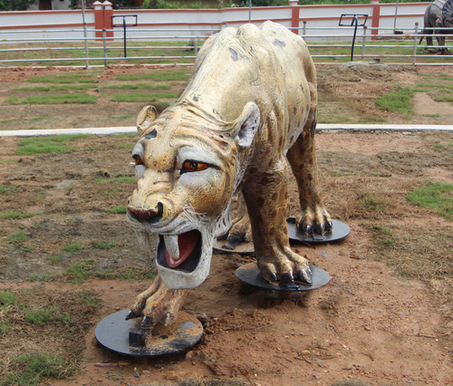 Evolution Park Smilodon