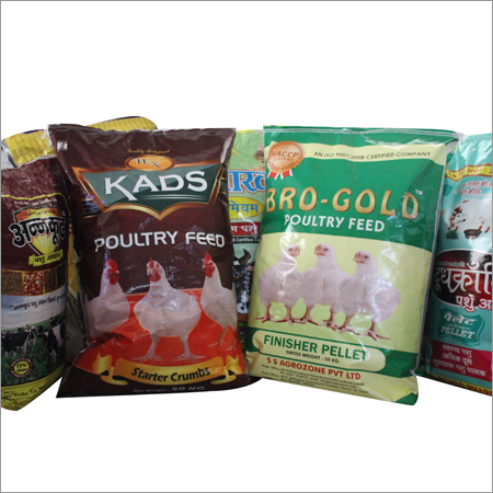 Poultry Feed Bags