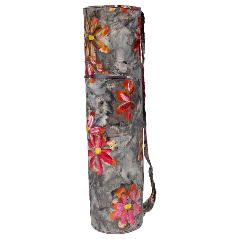 Ymb011 Mat Bag- Batik (Zippered)