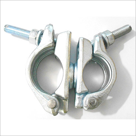 Drop Forged Swivel Coupler with Ribs (40 mm x 50 mm)
