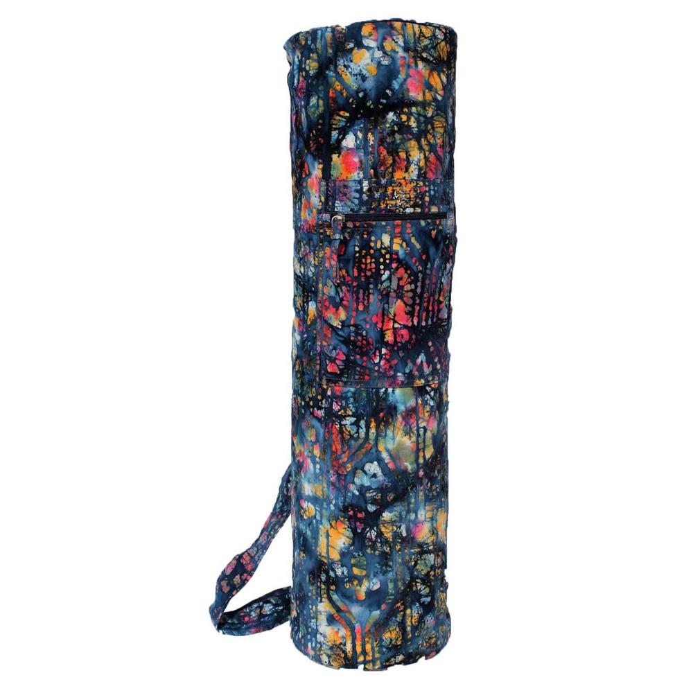 Ymb013 Mat Bag- Batik (Zippered)