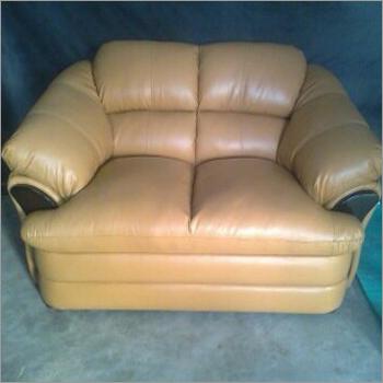 Single Seater Leatherette Sofa