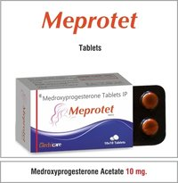 Medroxyprogesterone Acetate 10 mg. Tablets