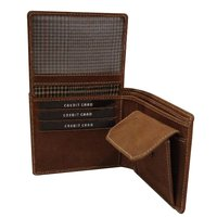 New Mens Leather Wallet