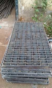 Interlock Grating