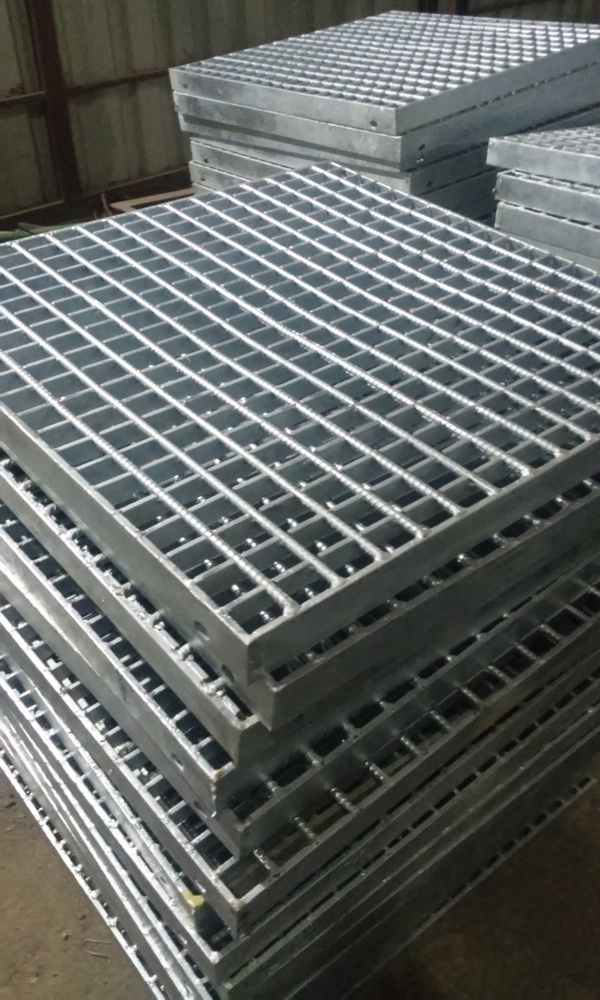 Hot Dip Glavnized Grating