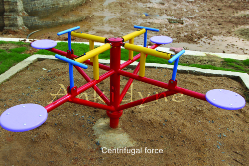 Science Park Models Centrifugal Force