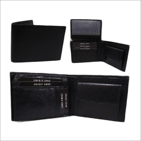 Leather Wallets - Gents