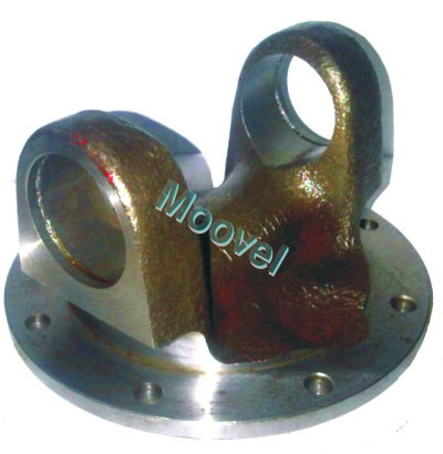 Propeller Shaft Flanges Yoke Cross Holder