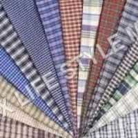 100% Cotton Check Fabric