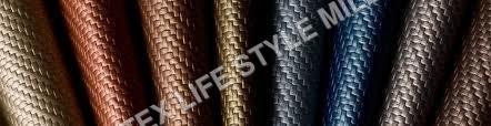 Carbon Finish Shirting Fabric