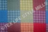 Dobby Cotton Shirting Fabric