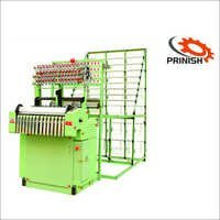 DOUBLE NEEDLE LOOM