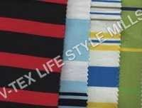 Stripe Cotton Shirting Fabric