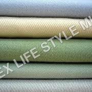 Twil Shirting Fabric