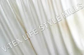 White Cotton Shirting Fabrics