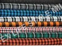 Yarn Dyed Cotton Shirting Fabric