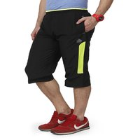 Men's Capri (black&green)