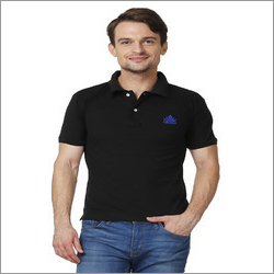 Black Polo T Shirt