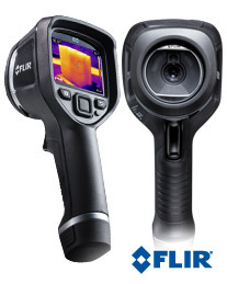 Lightweight Thermal Imaging Camera with 120 x 90 IR Resolution