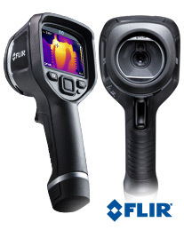 Lightweight Thermal Imaging Camera with 320 x 240 IR Resolution