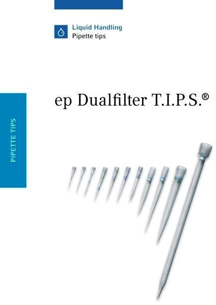 Eppendorf ep Dualfilter T.I.P.S