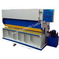 SS Sheet Bending Machine