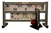 Electrical Dc Machine Training Unit