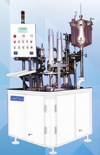 Rotary Curd Cup Packaging machine