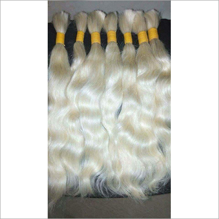 Coloured Remy Hair 613