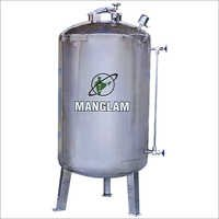 Stainless Steel Air Receiver Tank(SS-304-316)