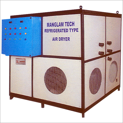 Refrigerated Air Dryers For Air Drying Circuit