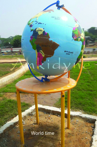 Science Park Models World Time Globe type