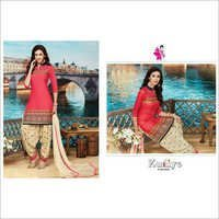 Patiala Bottom Work Salwar Suits Online