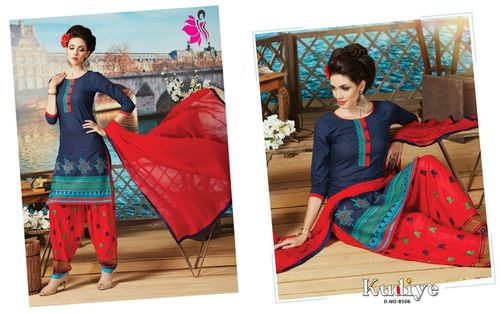 Patiala Salwar Suits Wholesale