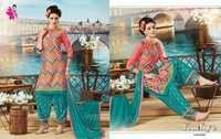 Khwaish Latest Punjabi Kudiye Salwar Suits