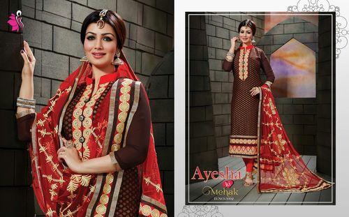Latest Ayesha Takiya Salwar Suits Online