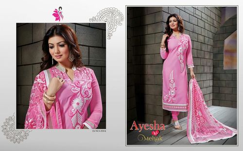 Ayesha Takiya Salwar Suits Wholesale Supplier