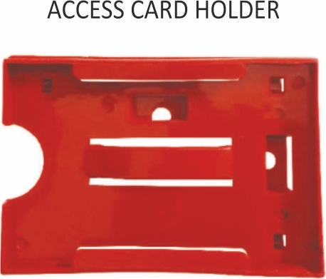 ACCESS CARD HOLDER