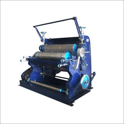 Vertical Corrugation Machine