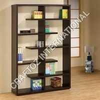 Designer Wooden Bookshelf