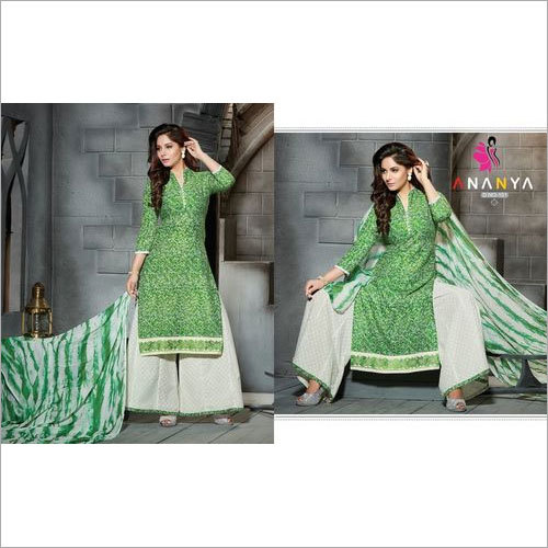 Partywear Semistitched Salwar Suits Online