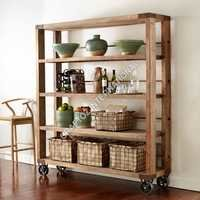 Rustic Display and Wall Shelves