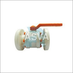 Flanged Ball Valve PP