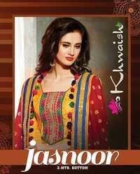 Jasnoor Salwar Suits Wholesale Catalogue