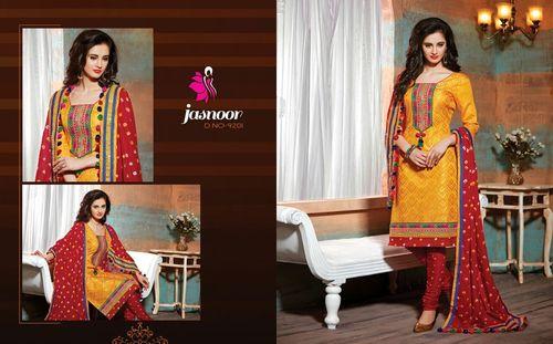 Cotton Salwar Kameez Jasnoor