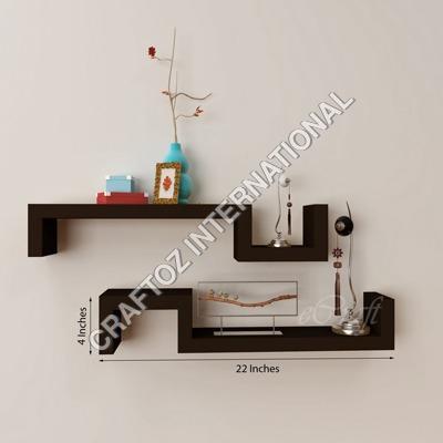 Modern Wooden Display Unit