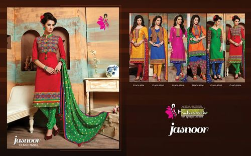 Wholesale Bandhej Salwar Suits