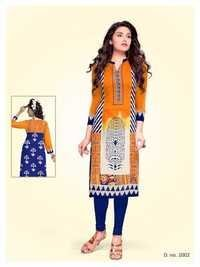 Unstitched Kurti Materials